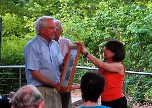 John Vandenbergh and Carolyn Solomon