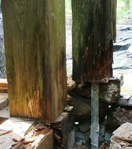 Hurst frame repairs 2011