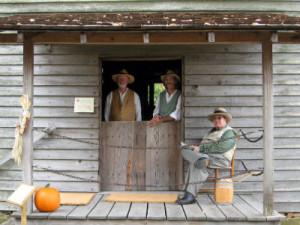 Yates Mill tour guides